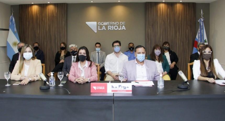 La Rioja lanzó el plan de
