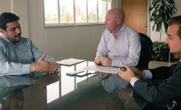 Sirerol anunció la llegada de Mac Allister a La Rioja