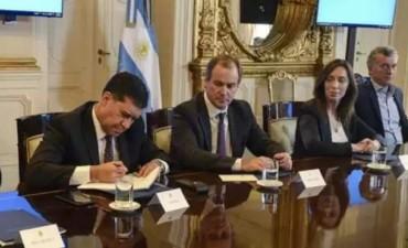 Acuerdo Nación - Provincias: Casas aseguró que