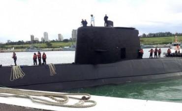 Familiares de los submarinistas manifestaron su bronca contra la Armada y el Gobierno