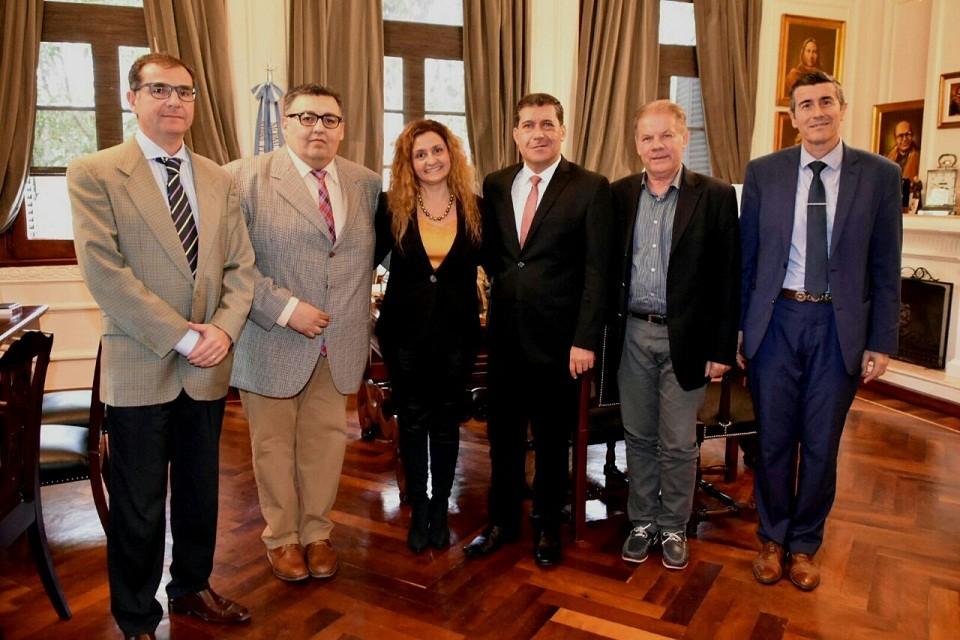 """El bloque de Cambiemos-FCR adhirió a los avances en la reglamentación del """"Decreto 840"""""""