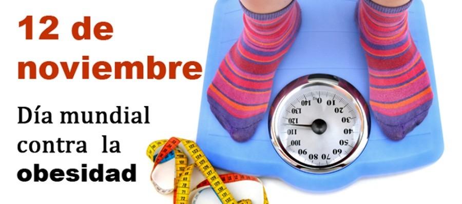 Día mundial de lucha contra la obesidad