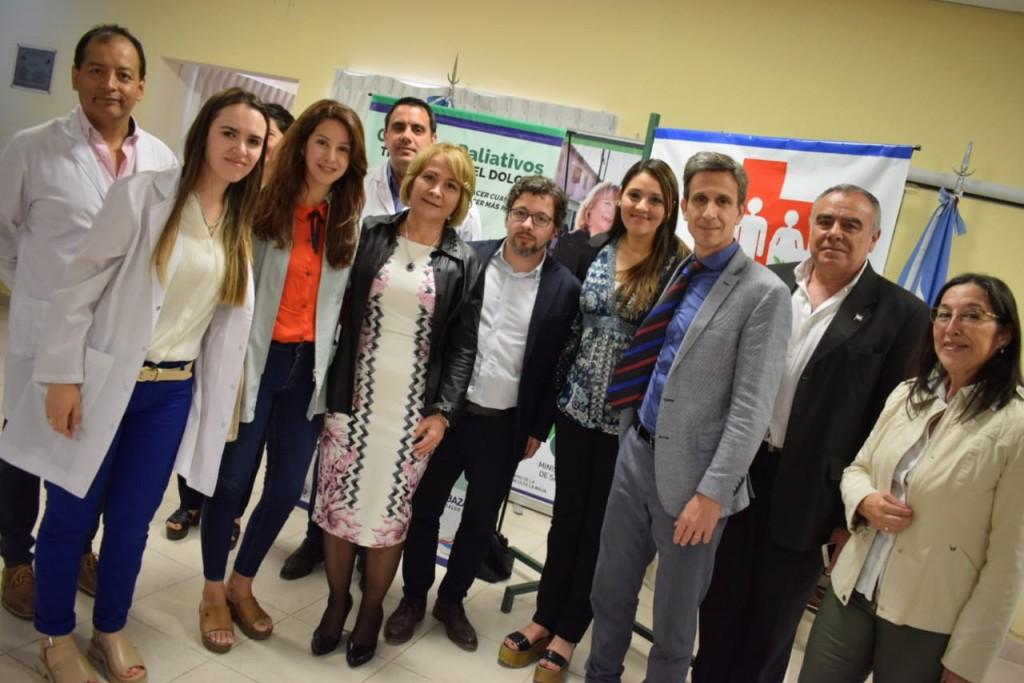 Salud fortalece el abordaje del cáncer en La Rioja