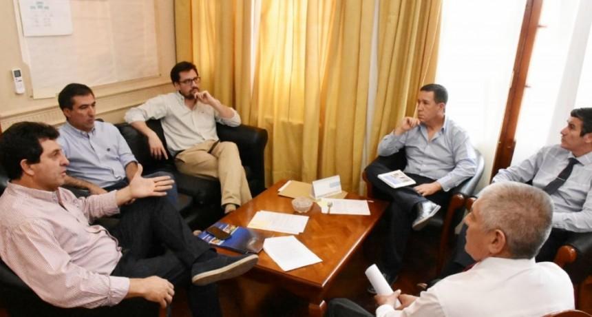 Ejecutivo provincial analizó Presupuesto 2019