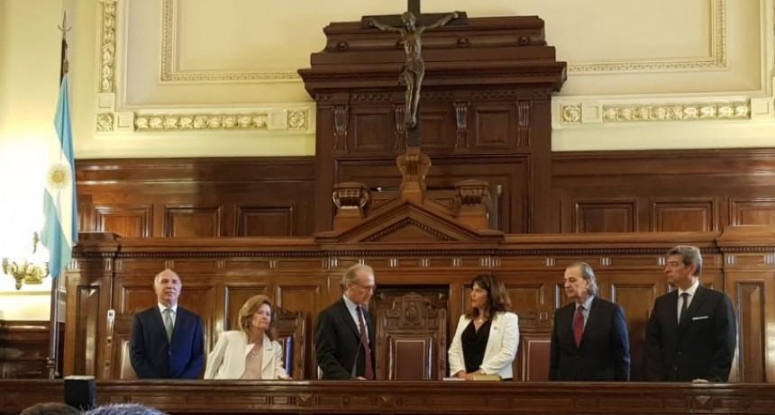 Inés Brizuela y Doria ya integra el Consejo de la Magistratura