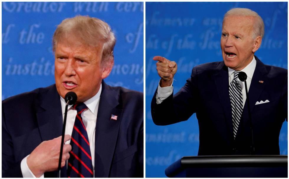 Este martes EE.UU elige nuevo presidente