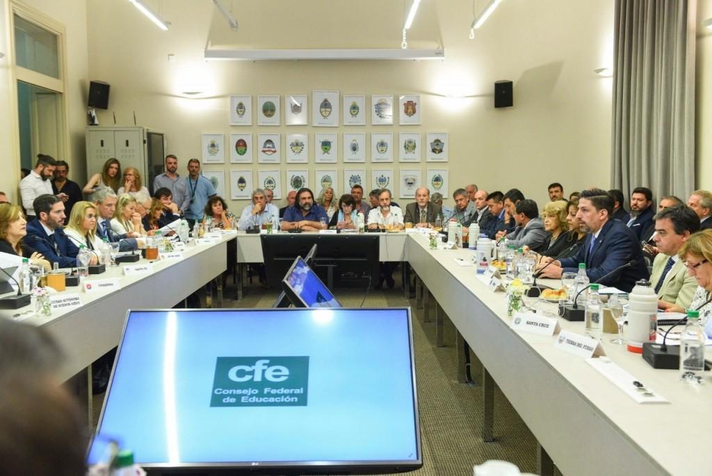 El Consejo Federal de Educación celebra 100 asambleas