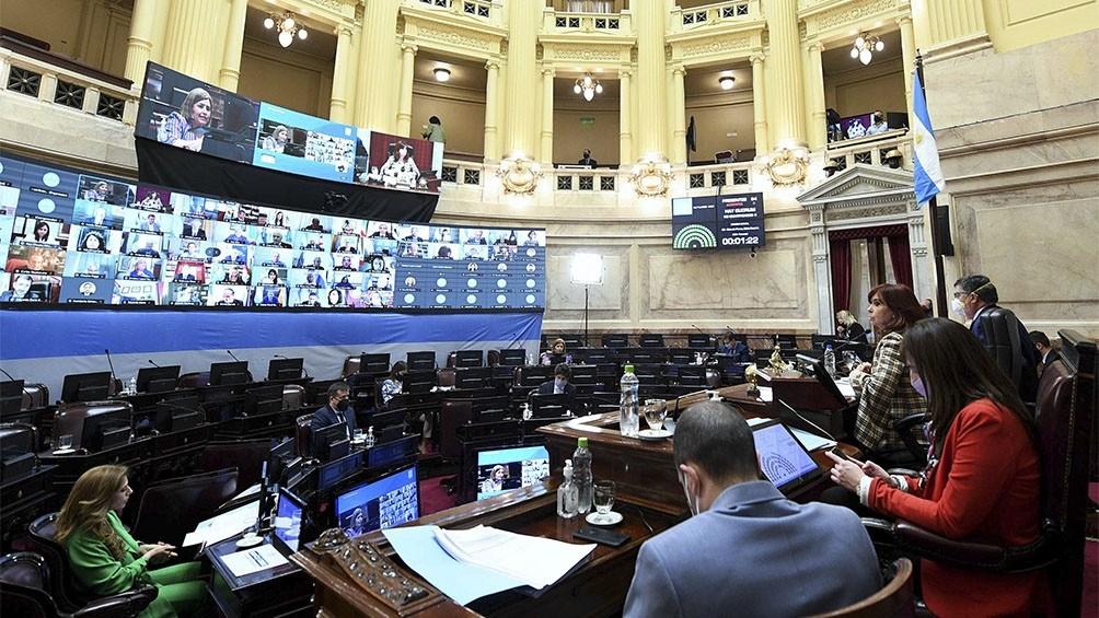 El Senado aprobó el nombramiento de 30 nuevos jueces, fiscales y defensores