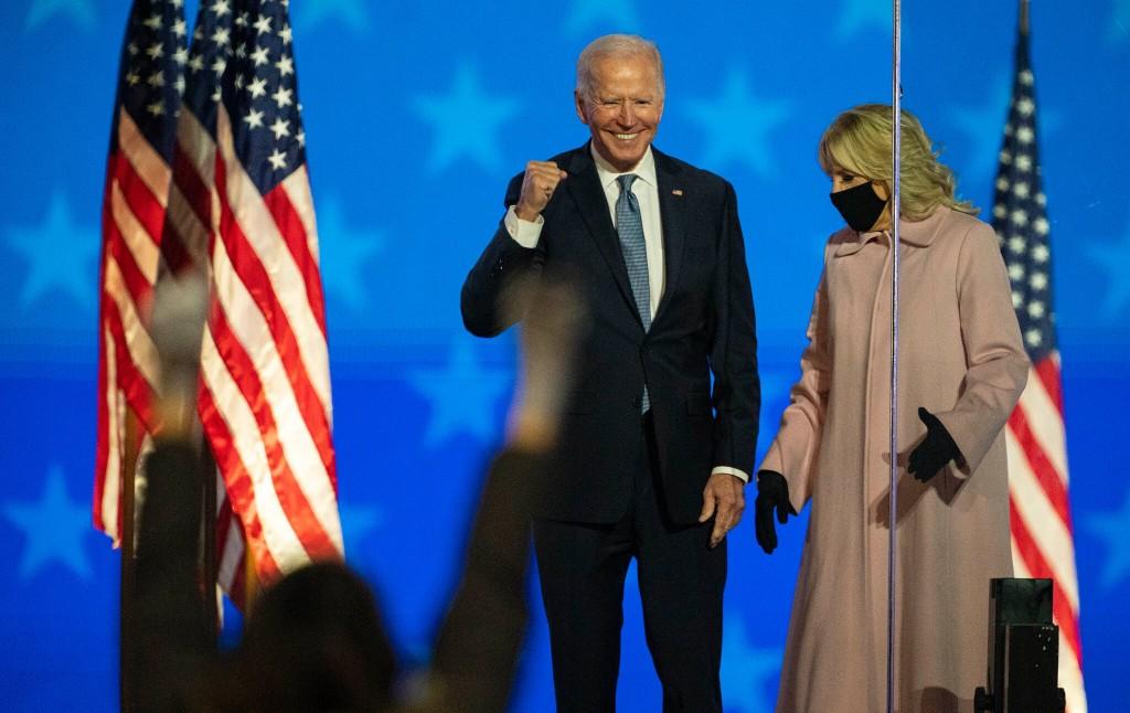 Biden superó los 270 electores y es el nuevo presidente de Estados Unidos