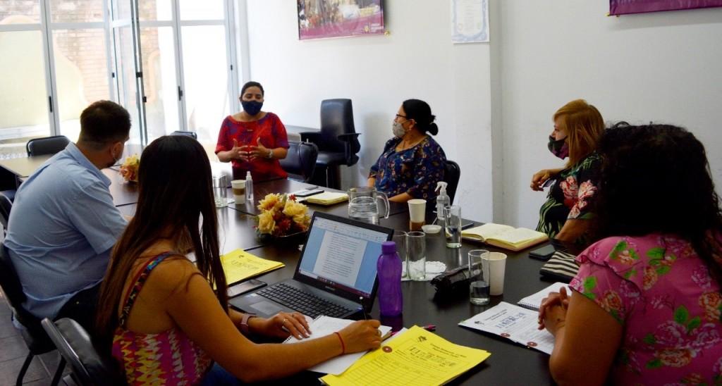 Desde el municipio se convocó a concejales a trabajar en conjunto para evitar la violencia contra mujeres y niñas