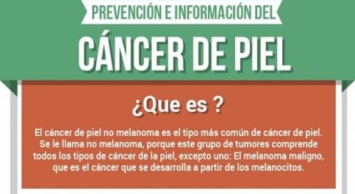 27° Campaña nacional de prevención de cáncer de piel
