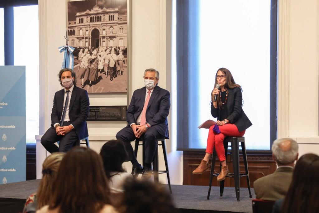 """""""Argentina tiene un fuerte compromiso en reducir y erradicar las violencias de genero en el mundo del trabajo"""""""
