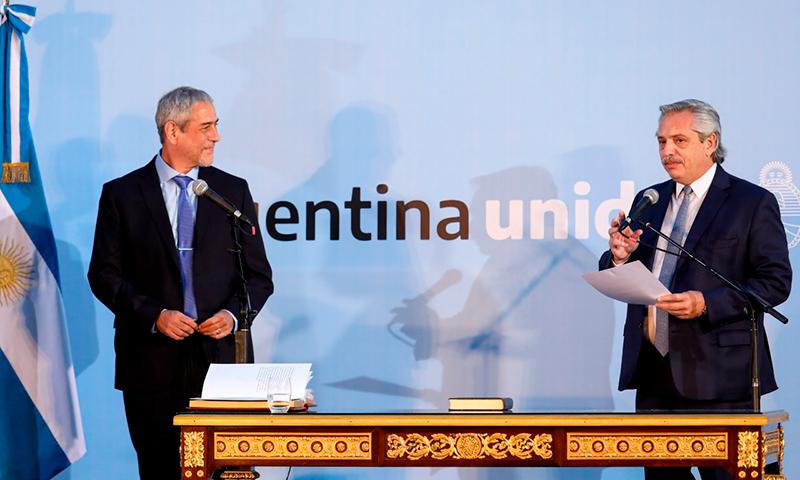 Ferraresi es el nuevo ministro de Desarrollo Territorial y Hábitat