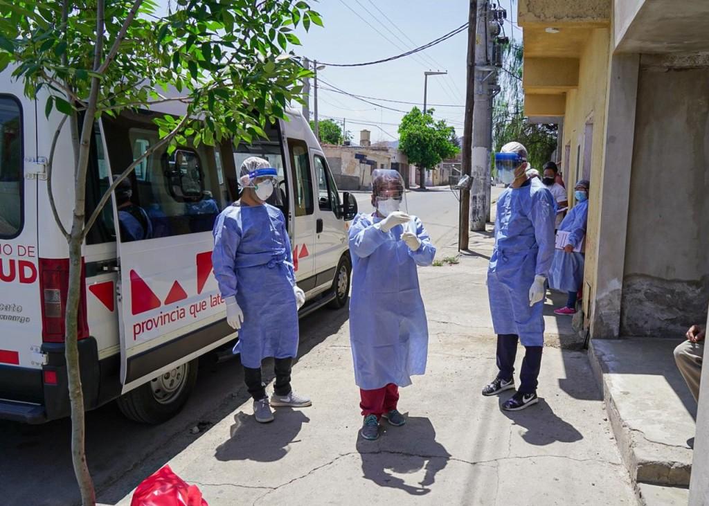 Salud desplegará operativo para continuar la detección de casos Covid-19 en capital