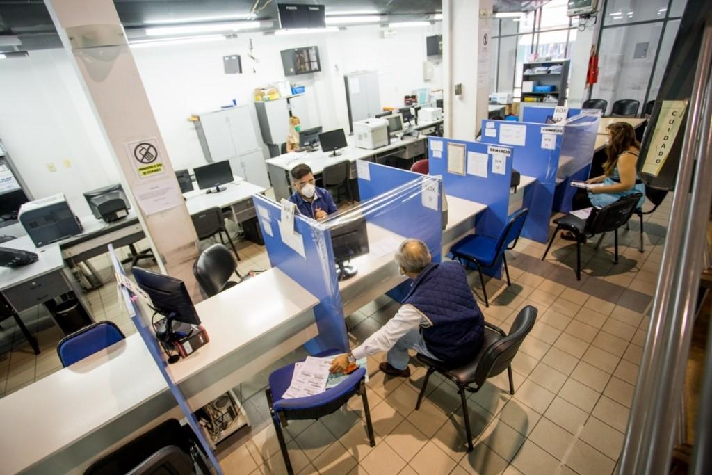 Rentas municipal informa nuevos horarios de atención