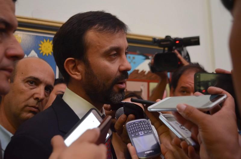"Legislatura Provincial: ""El único responsable de esto es el que maneja la mafia, Beder Herrera"""