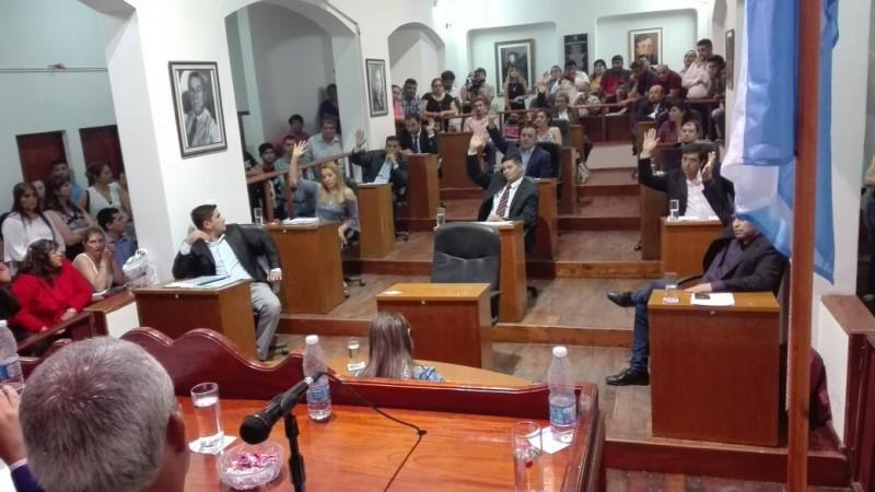 Concejo Deliberante: Se aprobó la Ordenanza Impositiva con modificaciones