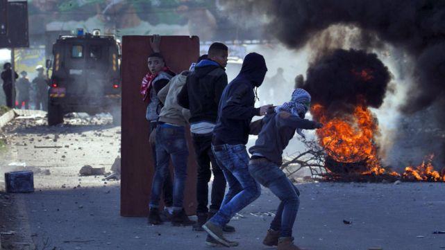 Bombardeo fatal de Israel: 2 palestinos muertos