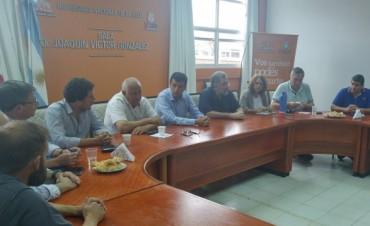 La Mesa Ejecutiva de la CONADU sesionó en La Rioja