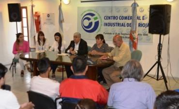 Plan de Entrenamiento Laboral: El municipio capitalino firmó convenio con empresas del tercer sector para la inserción de 56 personas