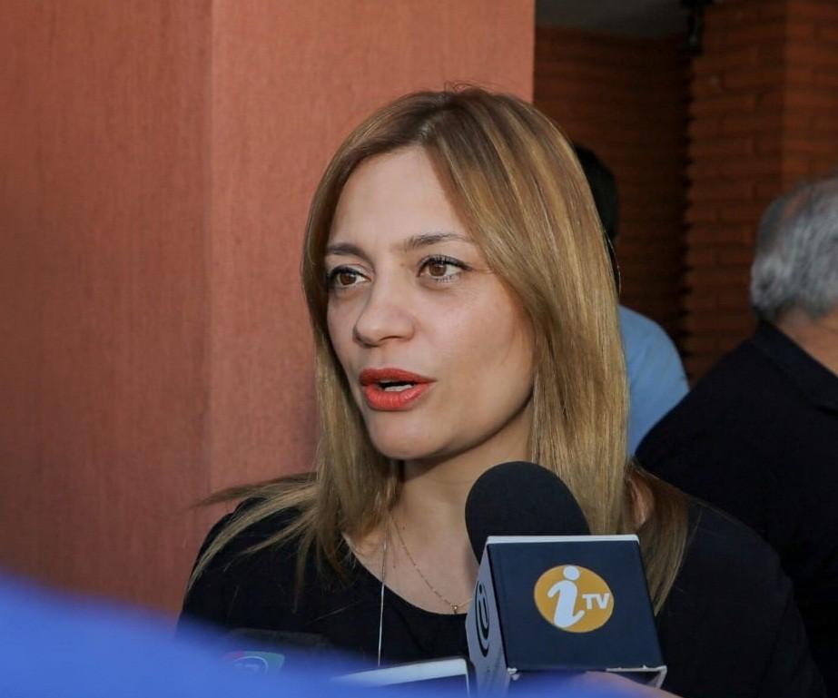 Teresita Madera rechaza la desregulación de Papel Prensa