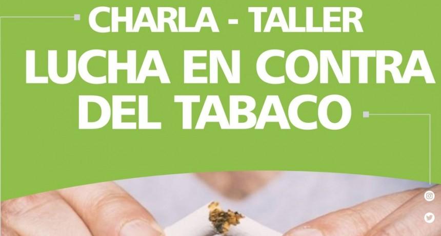 El municipio realizará una jornada por la lucha contra el tabaco