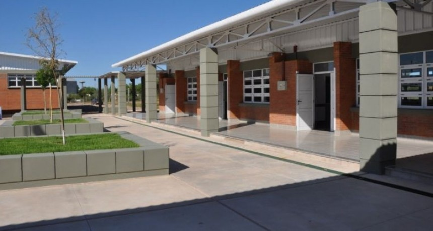 Colegio Provincial N°20 abre inscripciones