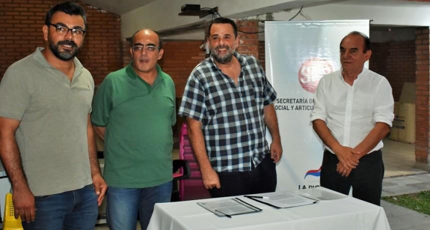 Secretaría de Participación Social y el Movimiento