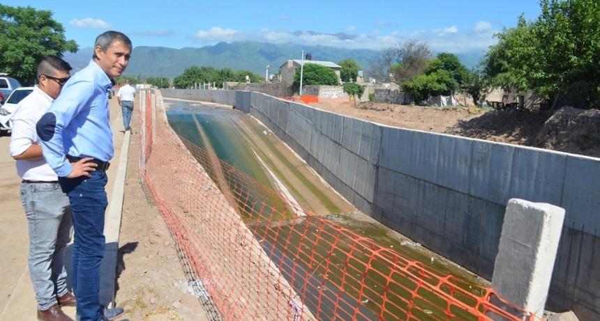 Obra del RíoTajamar: La primera etapa se inaugurará en marzo
