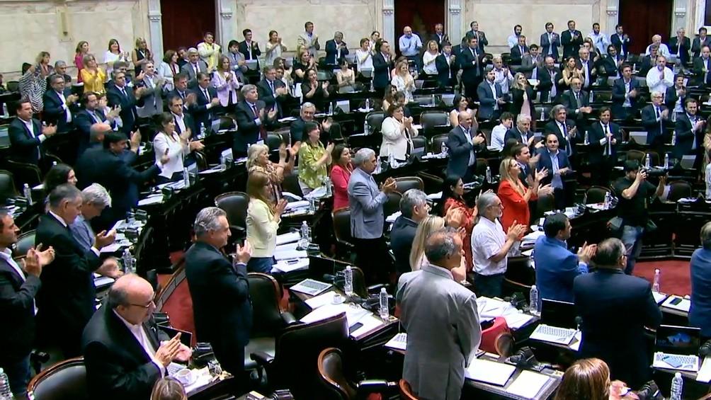 Congreso: Se incorporan los nuevos diputados