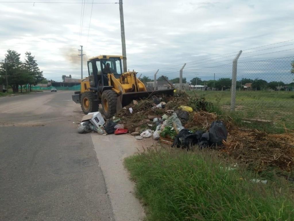 El municipio inició la recuperación de la prestación de los servicios