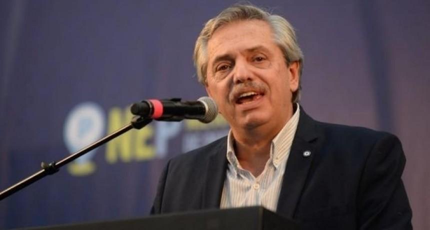 Alberto Fernández continuará reuniones para definir el equipo de ministros