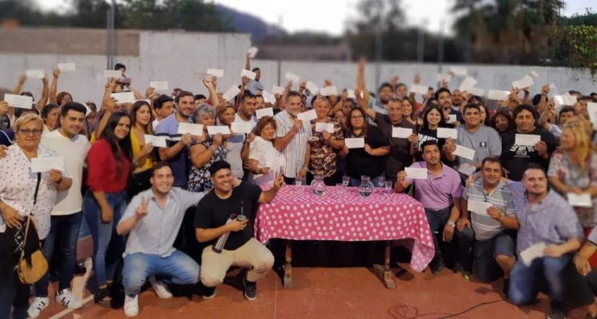 Puy Soria convoca a participar del acto de asunción de Quintela - López