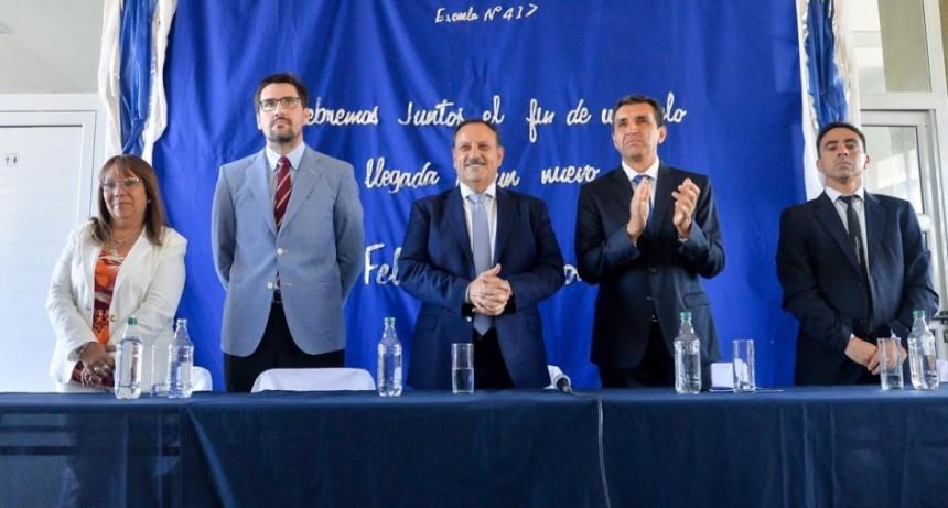 La Rioja cerró el Ciclo Lectivo 2019