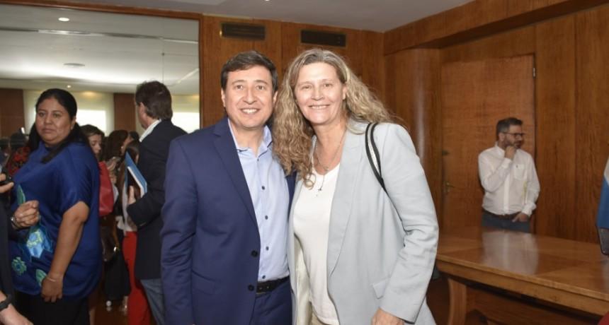 Pedrali participó del Consejo Federal de Políticas Sociales