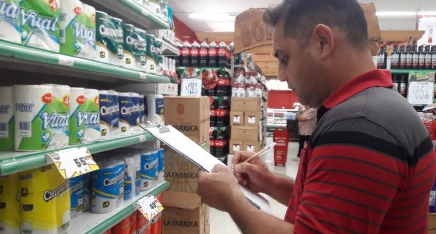 Te Súper Banco: Comercio Interior relevó precios en supermercados