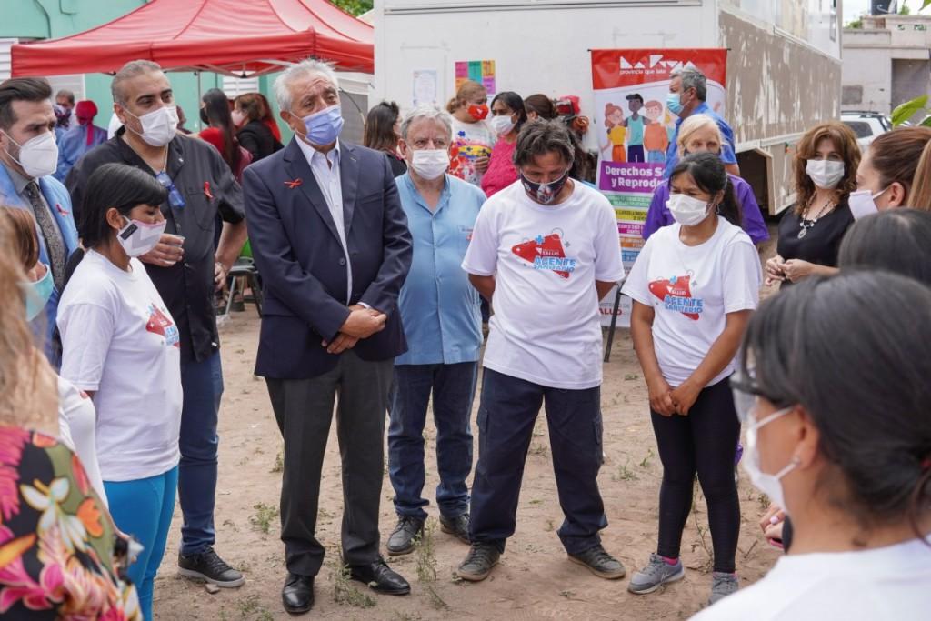 Centro de Salud de la Cañada: Dia mundial de lucha contra el SIDA