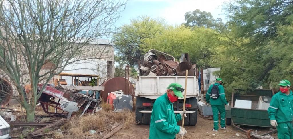 Manzanas Saludables: se eliminaron un total de 6.500 criaderos de mosquitos en La Rioja