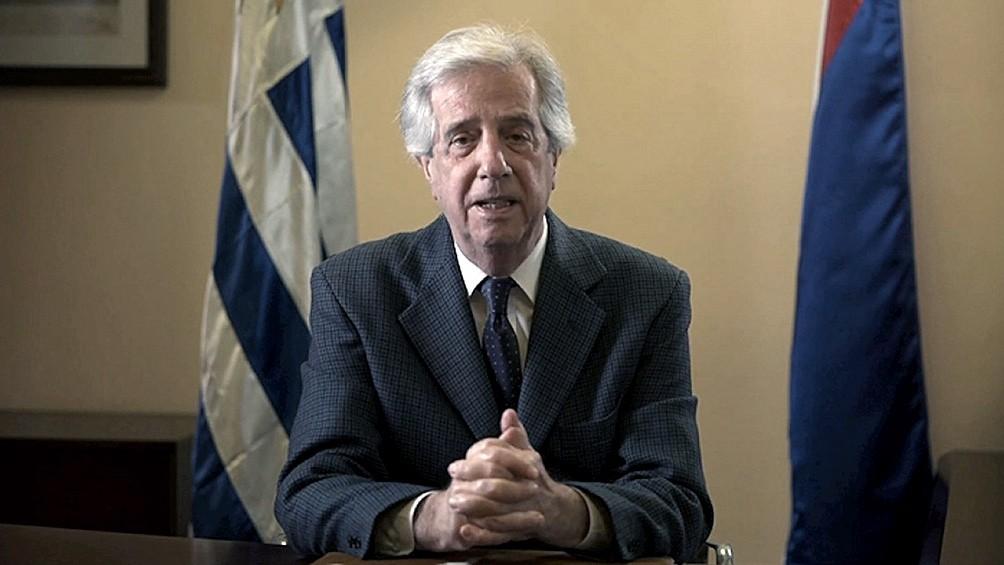 Uruguay despidió a Tabaré Vázquez