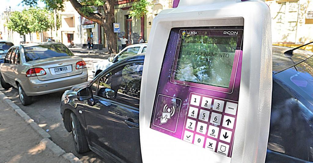 Vuelve el estacionamiento medido