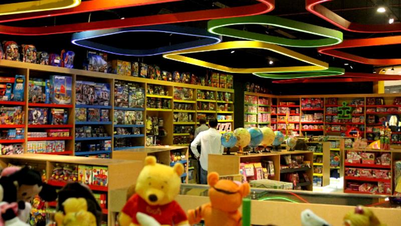 Los juguetes estan 160% más caros que en 2019