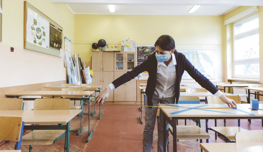 COVID-19: Se estrena un documental que retrata la labor de la comunidad educativa argentina frente a la pandemia