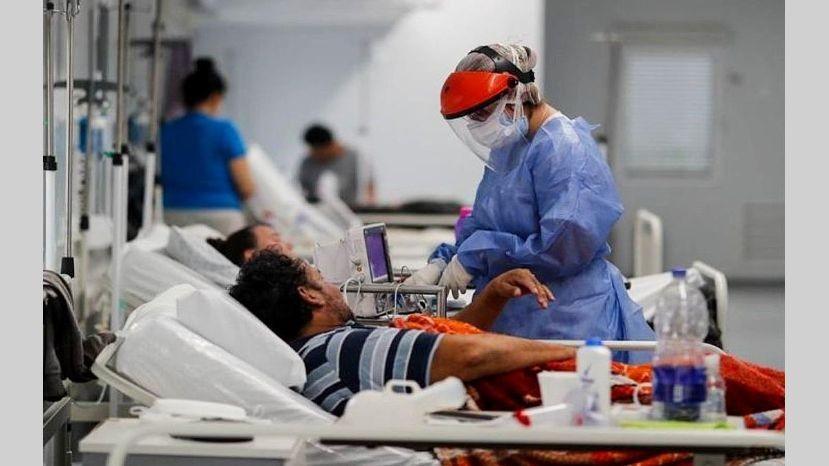 COVID-19 en Argentina: 5.853 nuevos casos y 184 fallecidos en las últimas 24 horas