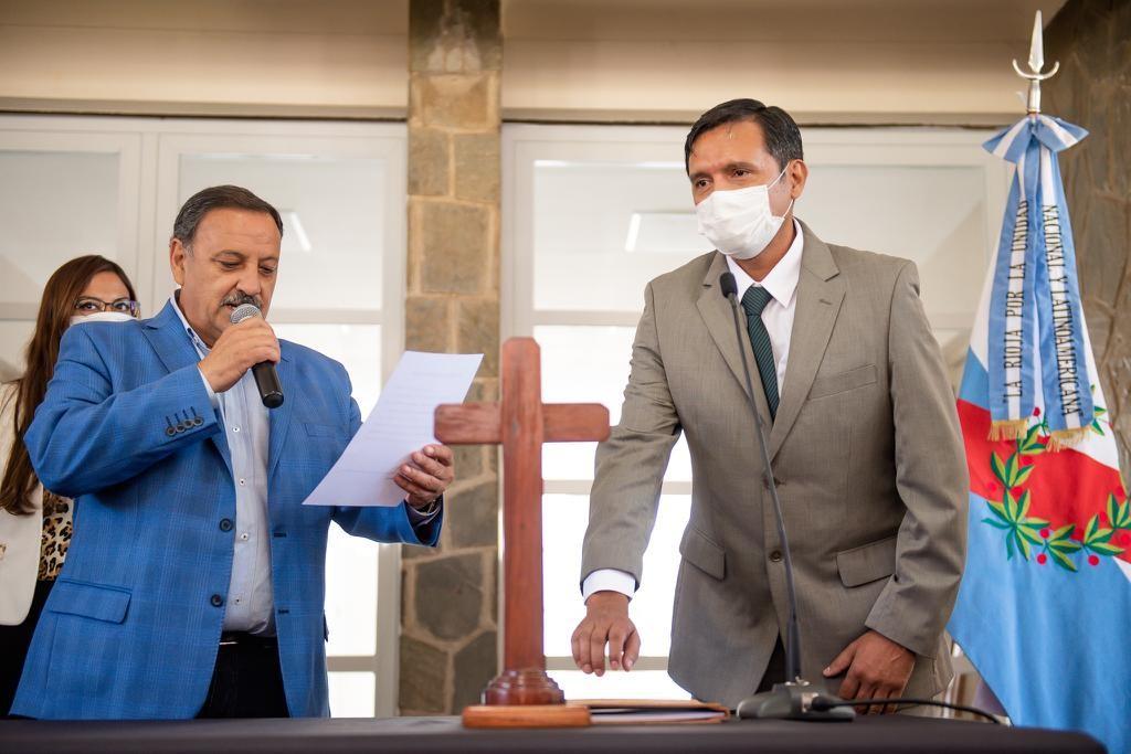 Asumió el nuevo rector en la Escuela de Cadetes