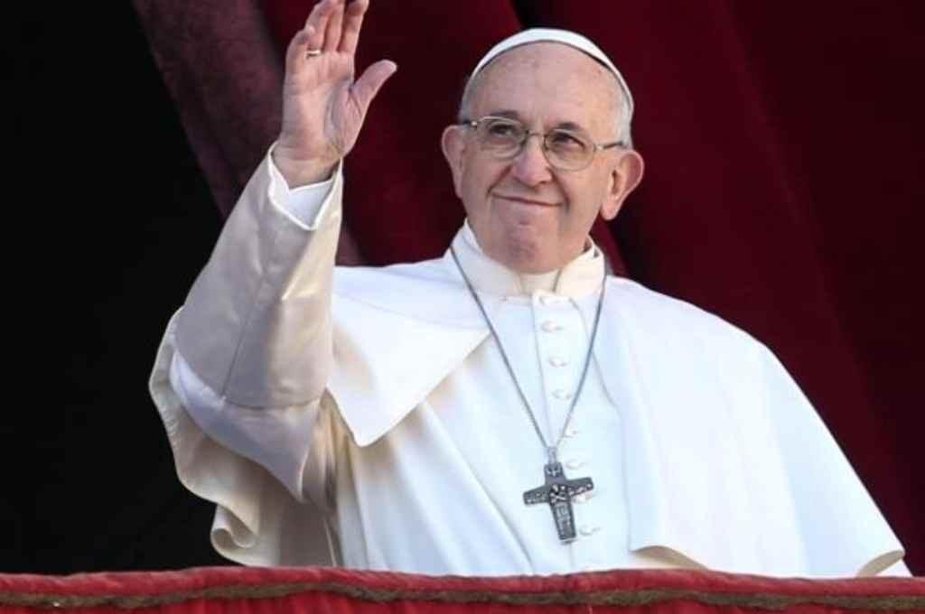 El Papa dará sus mensajes de Navidad y Año Nuevo vía streaming