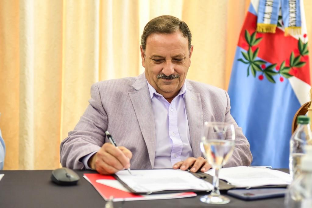 La provincia recibirá importante aporte del CFI
