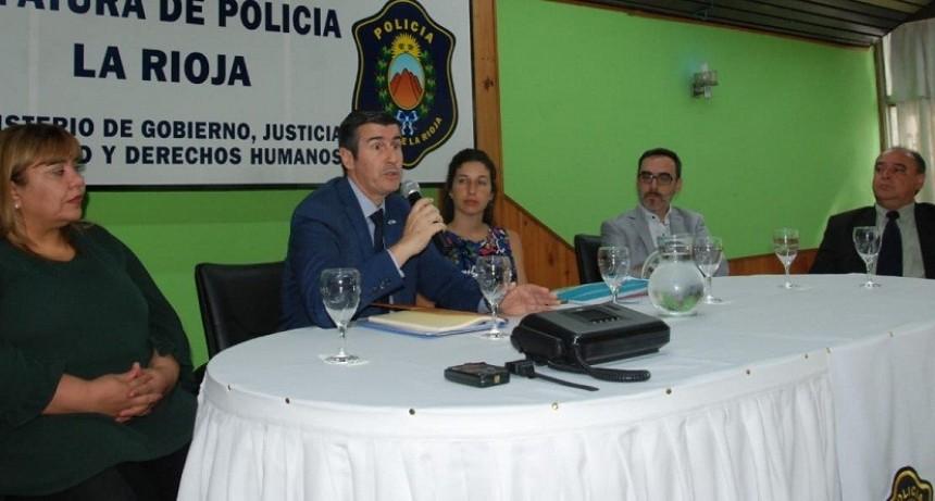 Gobierno comenzó capacitación para implementar el Programa