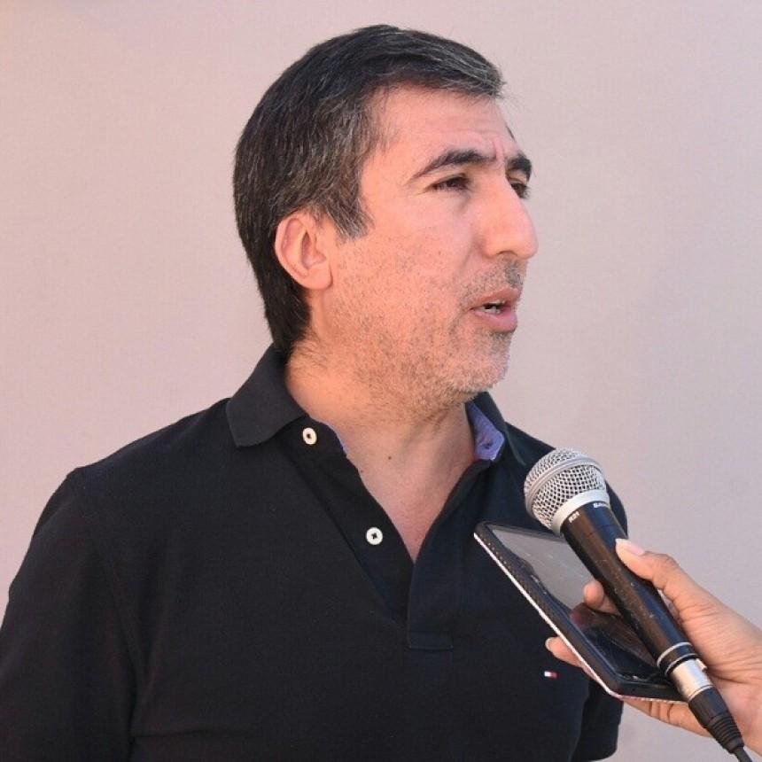 Velardez criticó la falta de financiamiento de la nación