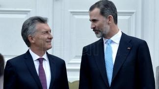 Los reyes de España visitarán Argentina para participar del Congreso de la Lengua