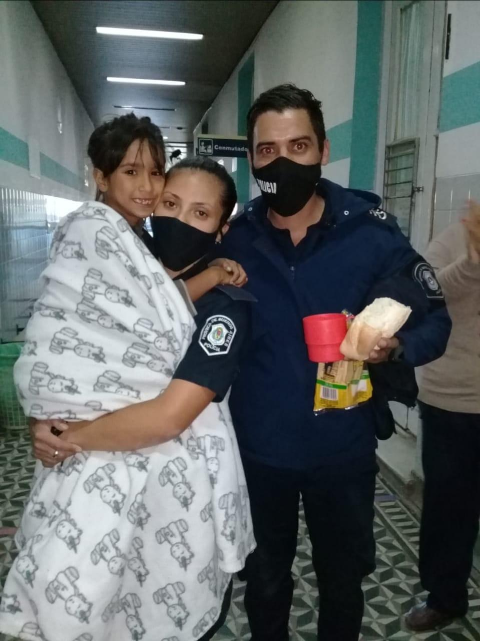 La mejor noticia: Encontraron a Maia y ya regresó con su familia